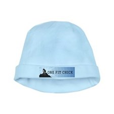 One Fit Chick baby hat