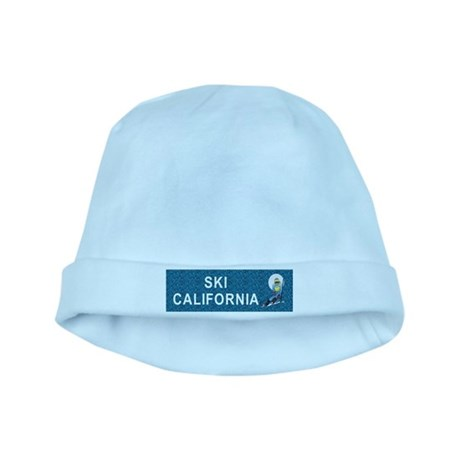TOP Ski California baby hat