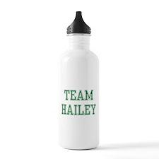 TEAM HAILEY Sports Water Bottle