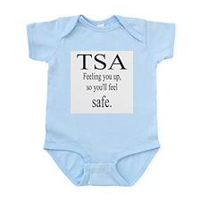 TSA feeling Infant Bodysuit