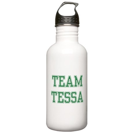 TEAM TESSA Stainless Water Bottle 1.0L