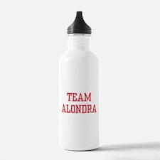 TEAM ALONDRA Sports Water Bottle