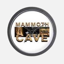 ABH Mammoth Cave Wall Clock