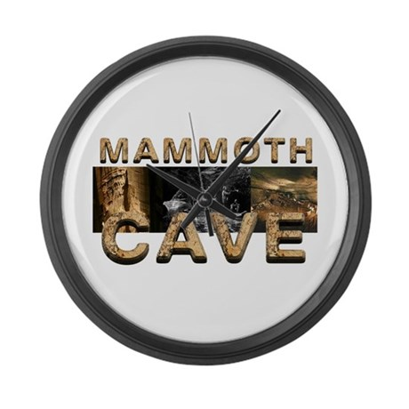 ABH Mammoth Cave Large Wall Clock