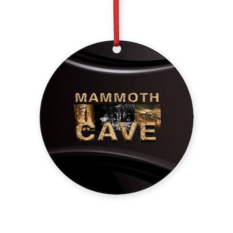 ABH Mammoth Cave Ornament (Round)