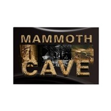 ABH Mammoth Cave Rectangle Magnet