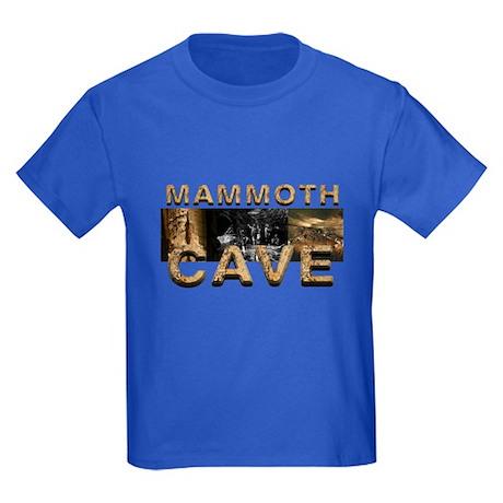 ABH Mammoth Cave Kids Dark T-Shirt