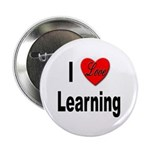I Love Learning Button