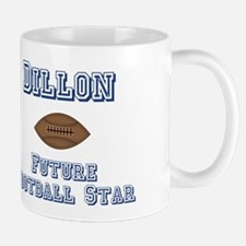 Dillon - Future Football Star Mug