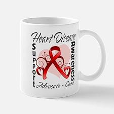 Heart Disease Deco Mug