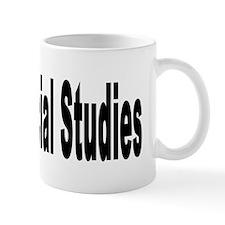 I Love Social Studies Mug