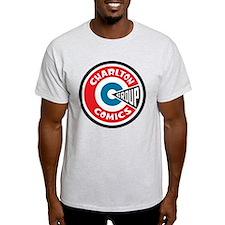 Charlton Comics Logo T-Shirt