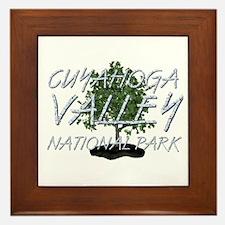 ABH Cuyahoga Valley Framed Tile