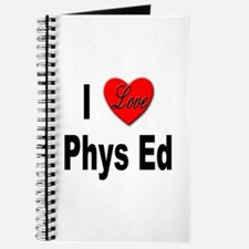 I Love Phys Ed Journal