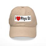 I Love Phys Ed Cap