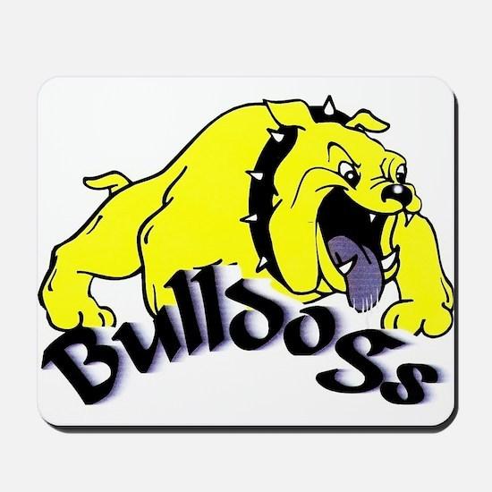 Bulldogs Mousepad