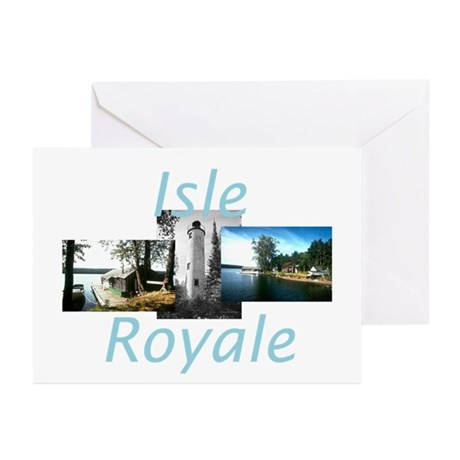 ABH Isle Royale Greeting Cards (Pk of 20)