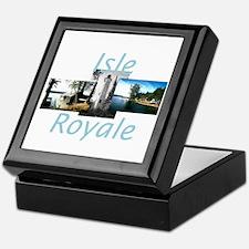 ABH Isle Royale Keepsake Box