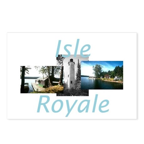 ABH Isle Royale Postcards (Package of 8)
