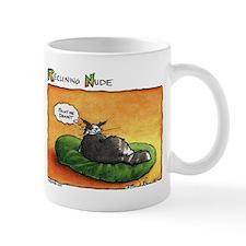 Deep Cat/ Reclining Nude Mug