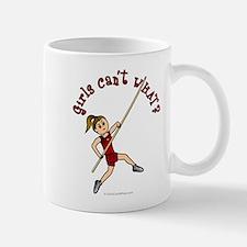 Pole Vault - Red (Light) Mug
