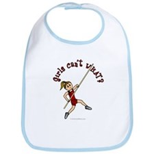 Pole Vault - Red (Light) Bib