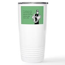 Post Christmas B-Day Gift Travel Mug