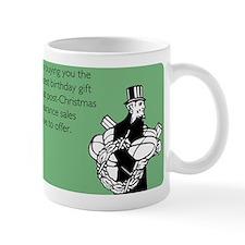 Post Christmas B-Day Gift Mug