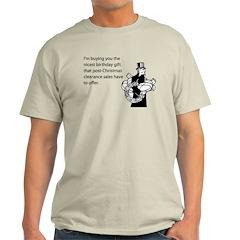 Post Christmas B-Day Gift T-Shirt
