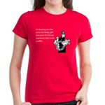 Post Christmas B-Day Gift Women's Dark T-Shirt