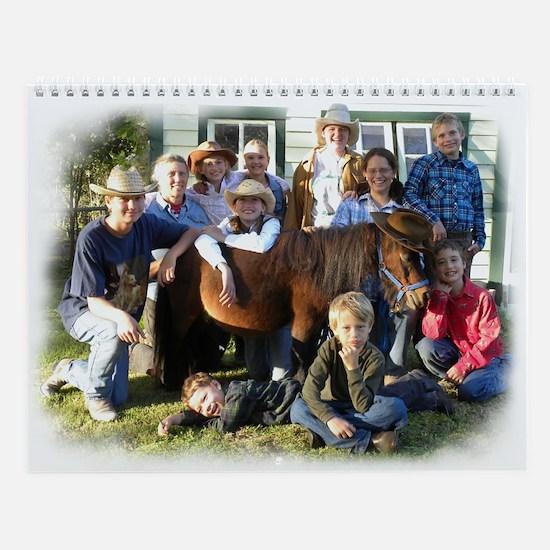 4-H 2011 Wall Calendar