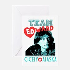 Team EDward Greeting Card