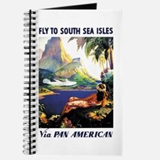 'Fly To South Sea Isles' Journal