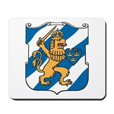 Gothenburg Coat of Arms Mousepad