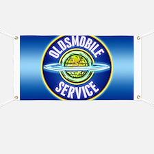 Oldsmobile Service Banner