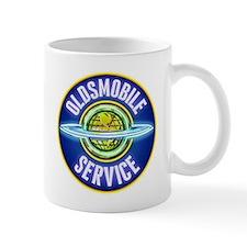Oldsmobile Service Mug