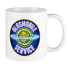 Oldsmobile Service Small Mug
