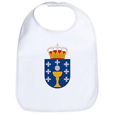 Galicia Coat of Arms Bib