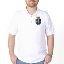 Galicia Coat of Arms T-Shirt