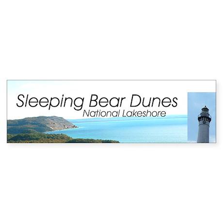 ABH Sleeping Bear Dunes Sticker (Bumper 10 pk)