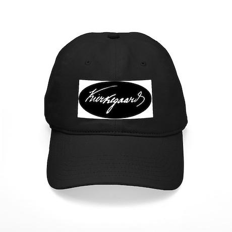 Kierkegaard Signature Black Cap