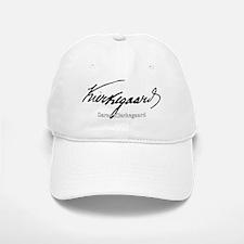 Kierkegaard Signature Baseball Baseball Cap