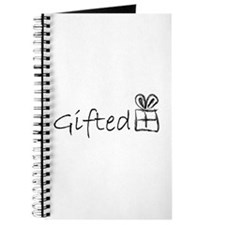 Cute Gifted and talented Journal
