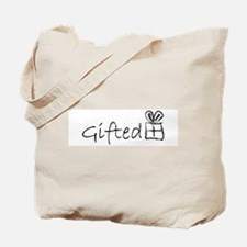 Unique Gifted and talented Tote Bag