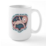 Familiophobia Large Mug