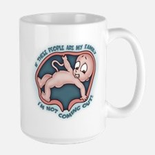 Familiophobia Coffee Mug