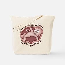 Familiophobia Tote Bag