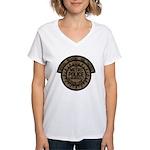 Nashville Police SWAT Women's V-Neck T-Shirt