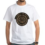 Nashville Police SWAT White T-Shirt