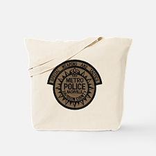 Nashville Police SWAT Tote Bag